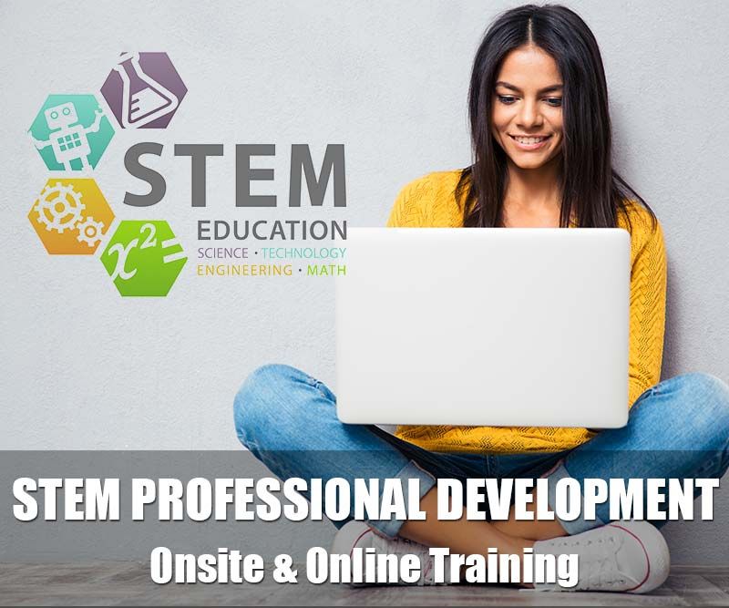 online stem training