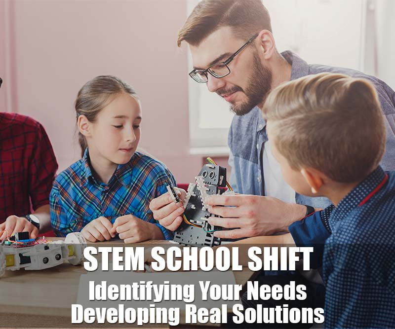 stem school shift